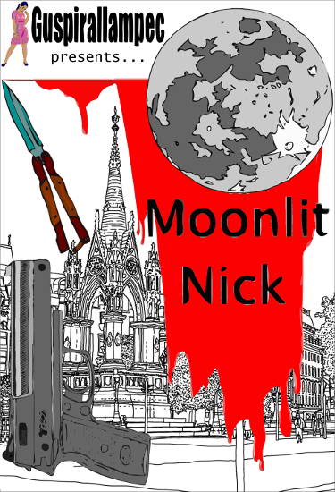 Pistos-Chromosome's Condition: Moonlit Nick, by Juan Antonio Rincon Legaz